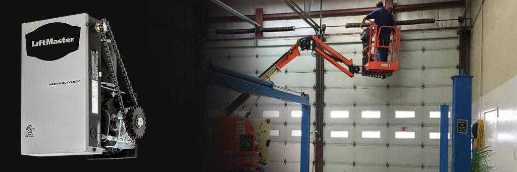 Commercial Garage Door Repair Fresno